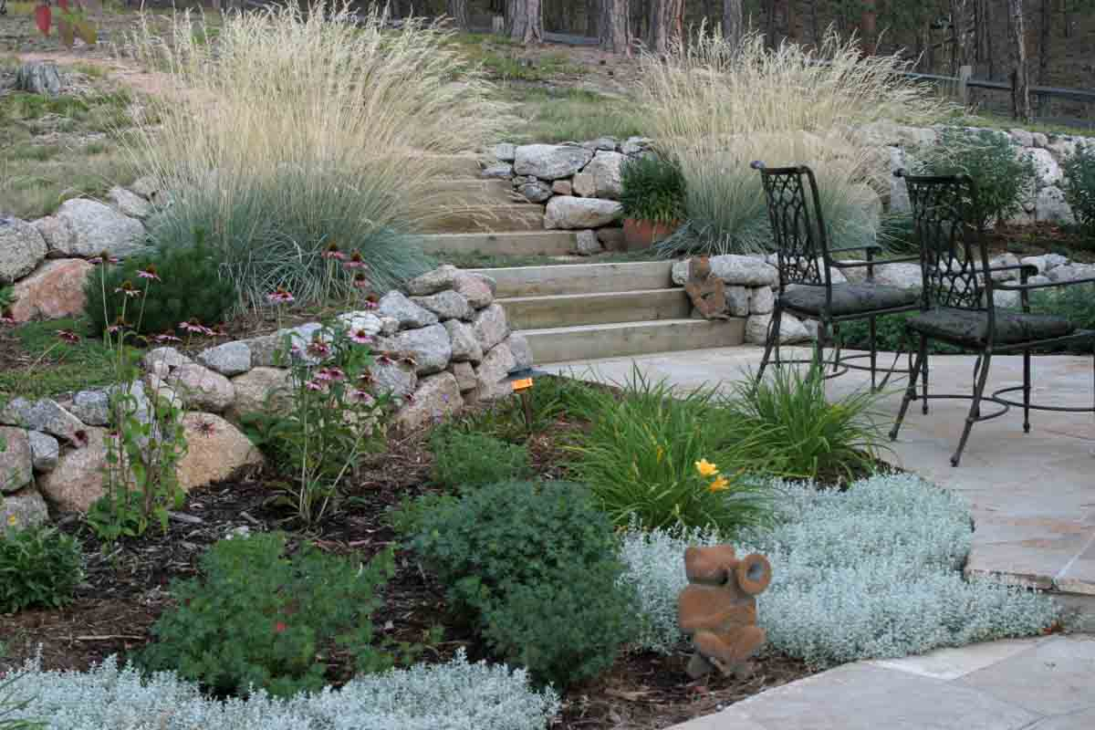 Colorado landscape designer helping you turn colorado for Outside ideas landscaping